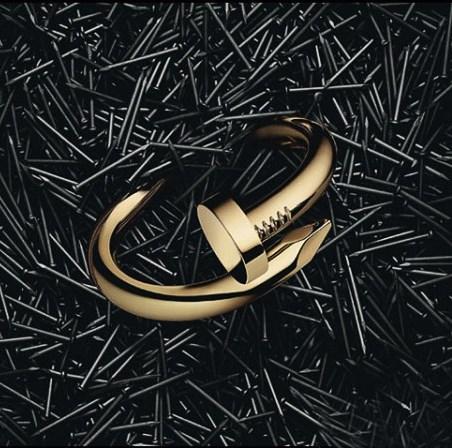 Драгоценные гвозди - ювелирная коллекция от Cartier
