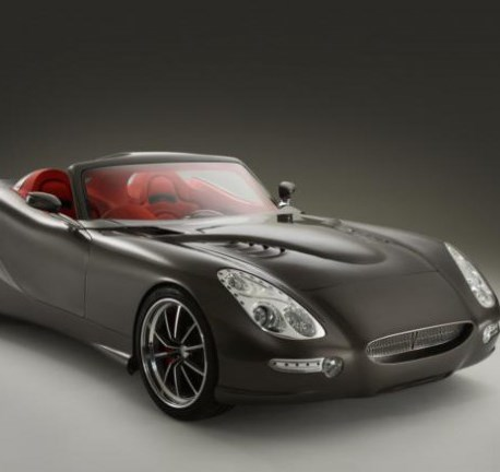 Самую быструю машину мира на дизеле уже можно купить за $160.000