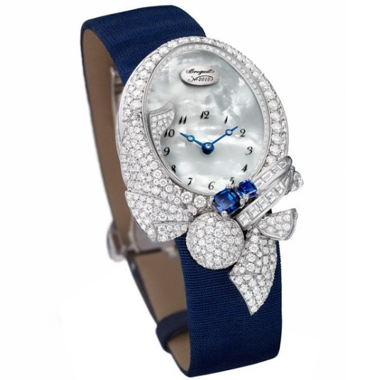 Мужские драгоценные часы от Breguet