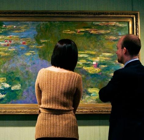 Рекорд цены: редкая картина Клода Моне ушла с молотка за $27.045.000