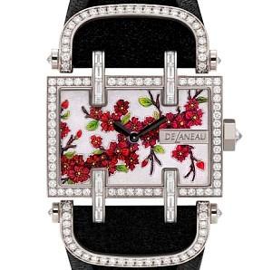 Часы от DeLaneau: весна всегда с тобой