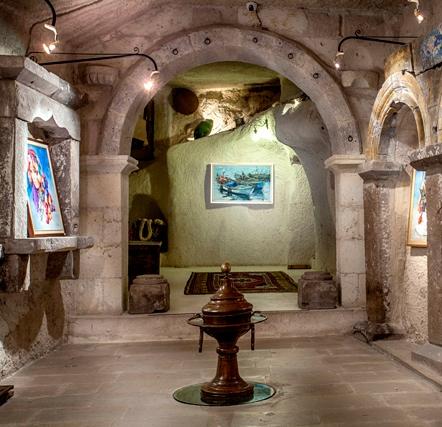 В Турции из античных развалин создали пятизвездочный отель