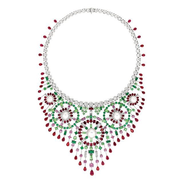 Новая круизная коллекция драгоценностей от Chanel для любителей восточной экзотики