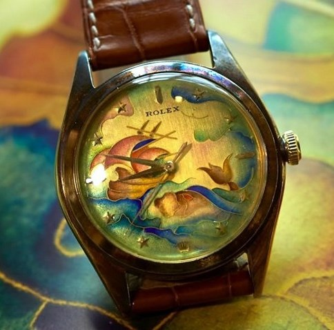 «Звездный час» роскошных хронометров на аукционе Кристис