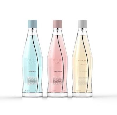 Дизайнер Вончан Ли презентовала оригинальный парфюм Coca Cola Le Parfum