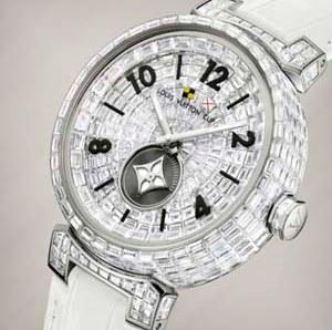 Louis Vuitton презентовал эксклюзивную серию роскошных часов