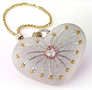 Топ-3: самые роскошные клатчи в мире