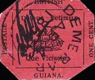 Бракованную почтовую марку продадут на аукционе за $20.000.000