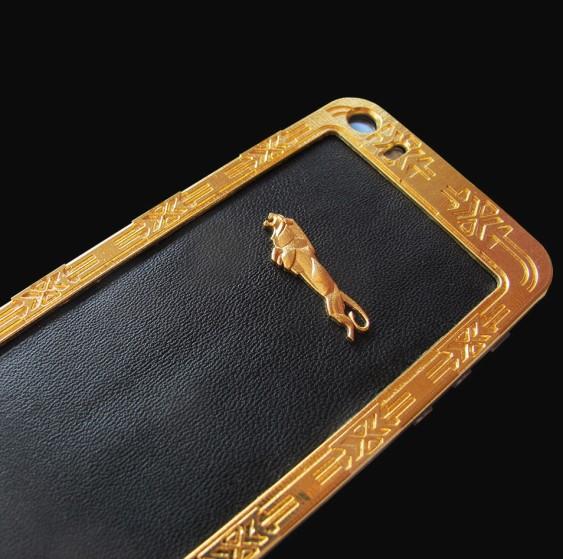 iPhone в золоте уже в России