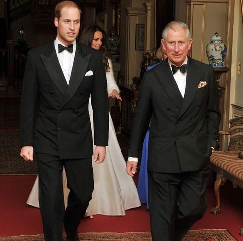 Конфликт отцов и детей в королевской семье обострился из-за семейных реликвий
