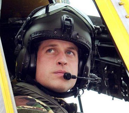 Герцоги Кембриджские будут путешествовать на своем вертолете