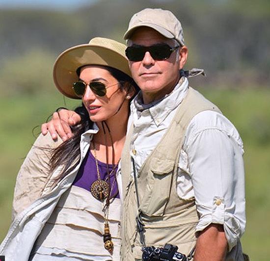 Любовь и щедрость Клуни не знает границ