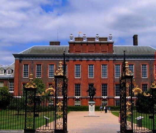 Британцы недовольны ремонтом квартиры герцогов Кембриджских