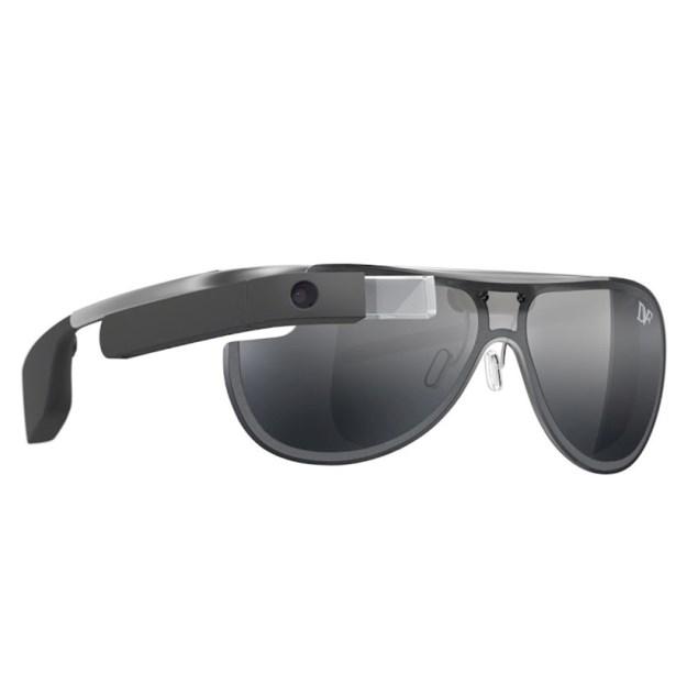 Очки Google Glass вторглись на fashion-рынок