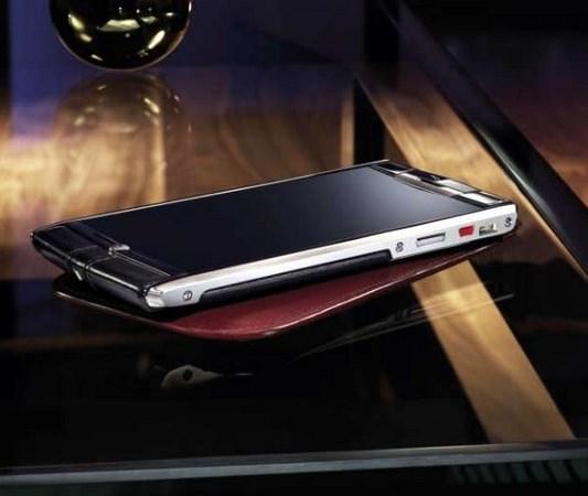 «Vertu for Bentley» - роскошный смартфон от стильных брендов Bentley и Vertu
