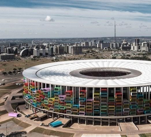 Бразильские архитекторы переделают стадионы в отели