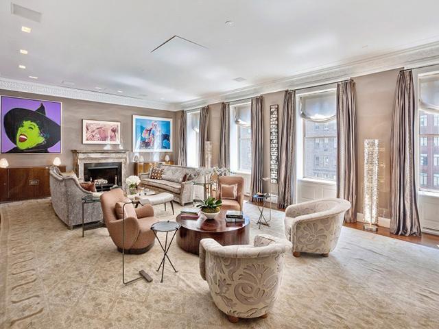 Удовольствие жить в квартире Жаклин Кеннеди стоит $ 44.000.000