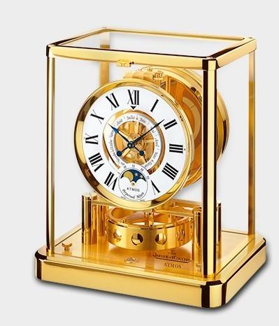 «Вечные часы» от Jager LeCoultre годами работают без подзарядки