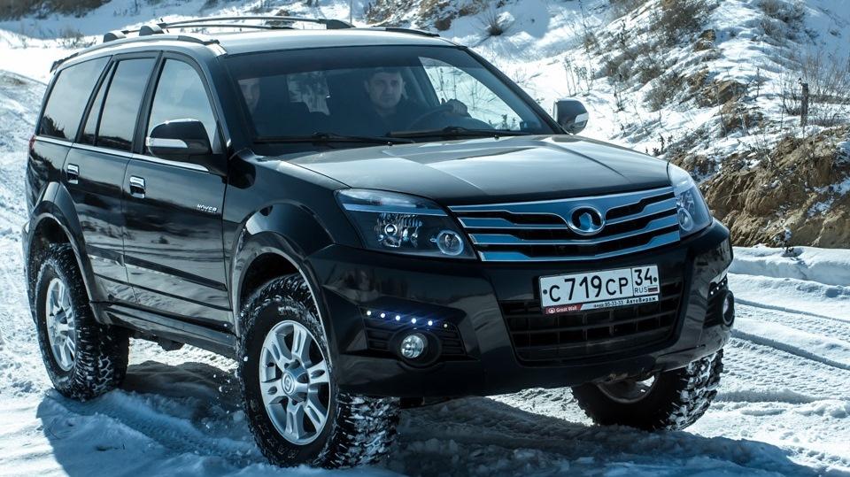 Китайские автомобили покоряют новые высоты