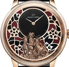Часы с символом 2015 года от бренда Jaquet Droz