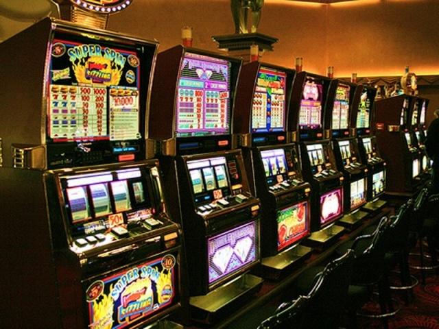 Игровые автоматы стали доступны из дома