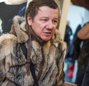 Михаил Гребенщиков украл из магазина шубу из волчьего меха