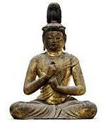 Деревянная статуэтка Будды продана за 14 миллионов
