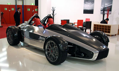 K.O 7 Ferrari