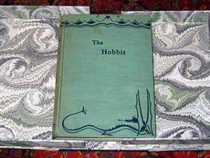 """""""Хоббит"""" Толкиена стоит 120.000 долларов"""