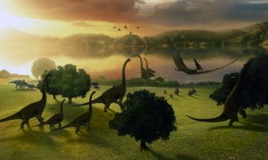 Парк Юрского периода создадут в Дубаи