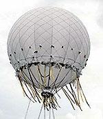 Самый дорогой полет на воздушном шаре