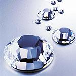 Ванные начали украшать кристаллами Swarovski