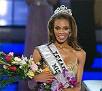 Титул Мисс США-2008 получила мулатка