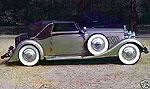 Rolls-Royce Хаттон 1933 г. выпуска выставлен на аукцион