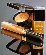 Chanel - сияй золотыми оттенками