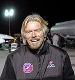 Миллиардер Брэнсон проведет бракосочетание в космосе
