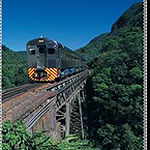 Роскошной экскурсией на поезде можно насладиться в Бразилии