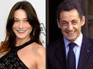 Снимок обнаженной Карлы Бруни-Саркози выставлен на аукцион