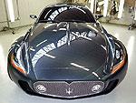 Новый суперкар Maserati A8 Berlinetta уже представлен на выставке