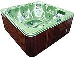 Лимитированная коллекция зеленых ванн