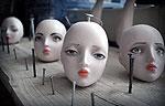 Выставка недетских кукол открылась в Москве