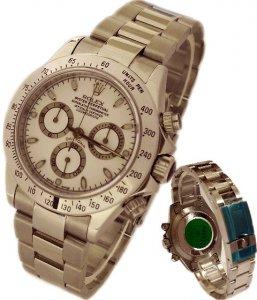 Sotheby's продали часы Rolex за рекордную сумму