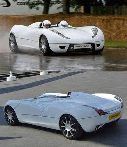 Топ-10 интересных автомобилей с самой роскошной выставки
