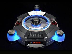 Разработан CD-плеер в стиле НЛО