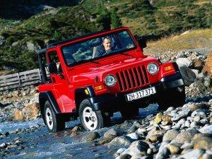 Новая игрушка Дэвида Бэкхема - Jeep Wrangler