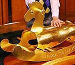 Золотая игрушка для вашего ребенка от Гинза Танака