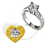 Кольцо донесет секрет вашей любви