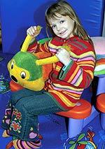 Показ детской одежды Benetton состоялся в Дубаи