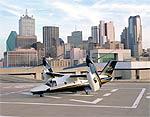 Конвертоплан бросает вызов личным самолетам