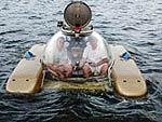 Личная подводная лодка Triton Model 1000 к вашим услугам!